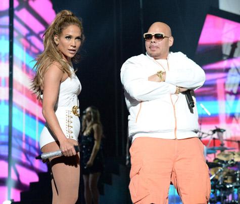 """Fat Joe et Jennifer Lopez sur le titre """"Stressin"""""""