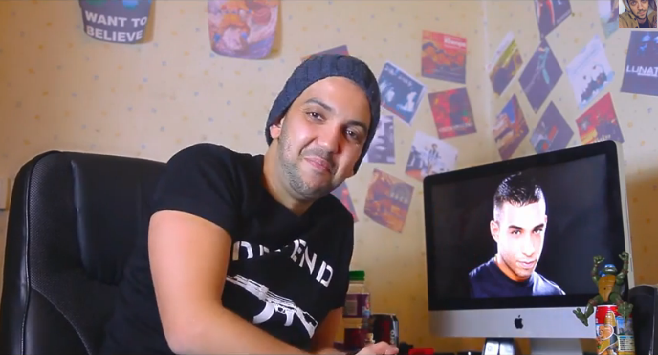 Jhon Rachid présente « J'ai mal Au Rap #5 – Mister You »