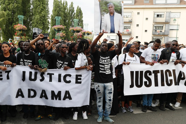 Justice pour Adama Traore