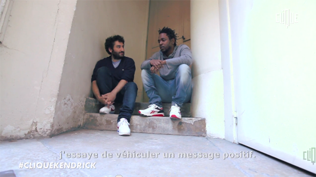 Mouloud Achour - Kendrick Lamar