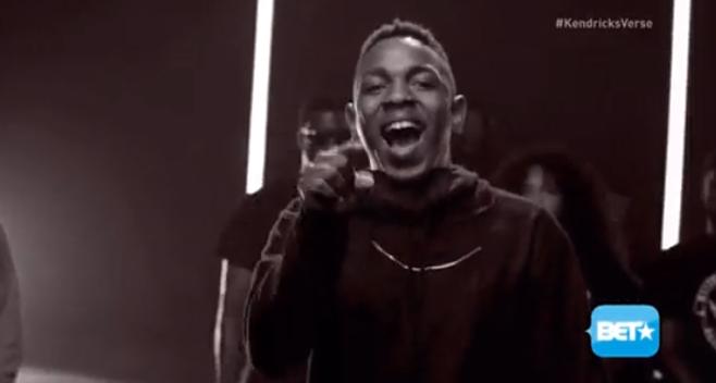 En vidéo , Kendrick Lamar clashe Drake dans son Cypher des BET HIP HOP