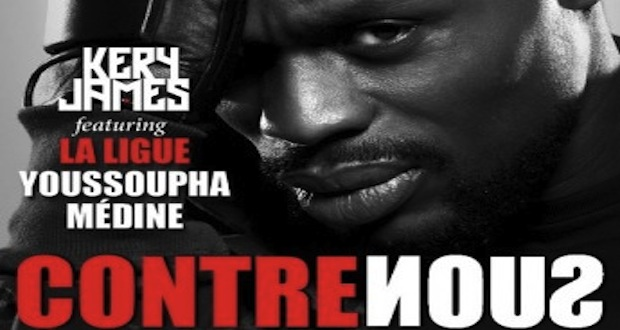 Kery James en featuring avec Youssoupha et Mdine
