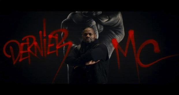 Kery James : Dernier MC est troisième au Top Album