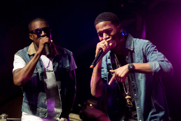 Kid Cudi quitte G.O.O.D Music et Kanye West