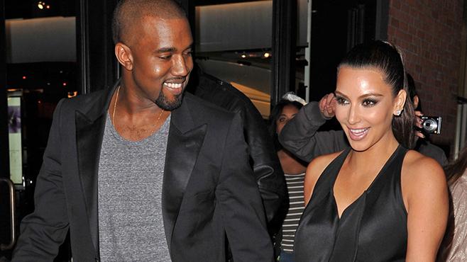 Kanye West et Kim Kardashian, visite privée du Château de Versailles