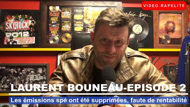 """Laurent Bouneau : """"Les émissions spé ont été supprimées faute de rentabilité"""""""