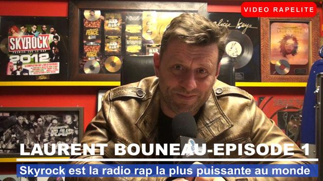 """Laurent Bouneau : """"SKYROCK est la radio rap la plus puissante du monde"""""""
