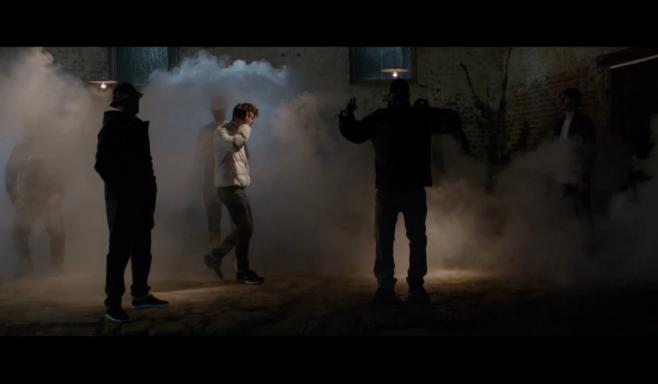 """L'Entourage publie leur nouveau morceau """"S'ils me voyaient"""""""