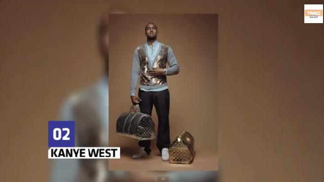 Kanye West demande à ses fans de boycotter Louis Vuitton