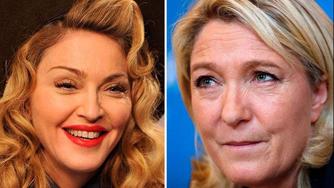 Madonna - Le Pen