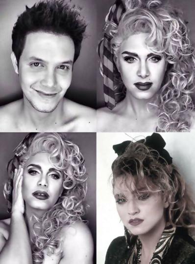 Paolo en Madonna