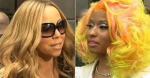 Nicki Minaj clashe Mariah Carey pendant les auditions d'American Idol