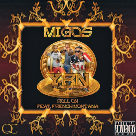 "Migos nouveau banger ""Roll On"" en featuring avec French Montana"