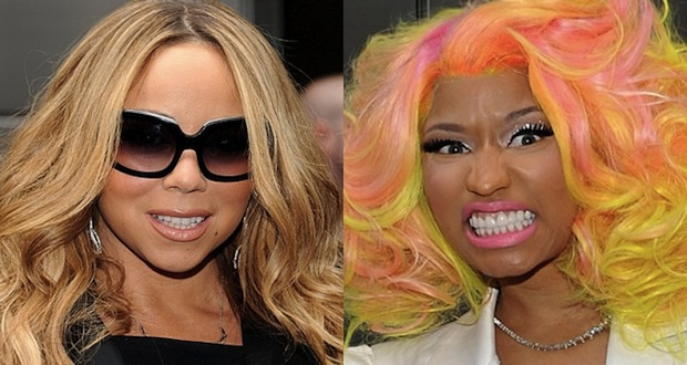 Nicki Minaj &amp; Mariah Carey : c&#039;est toujours pas la joie !