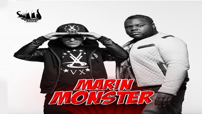 "Marin Monster remix le titre ""Vay-K"" F/ Snoop Dogg & Tara Mcdonald"