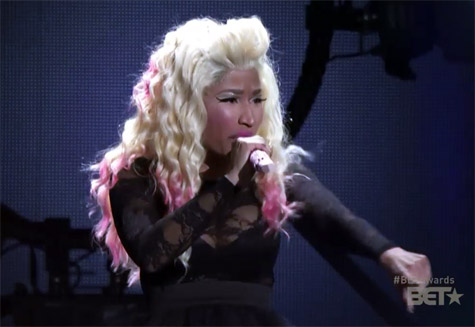 nicki-bet-awards-2012