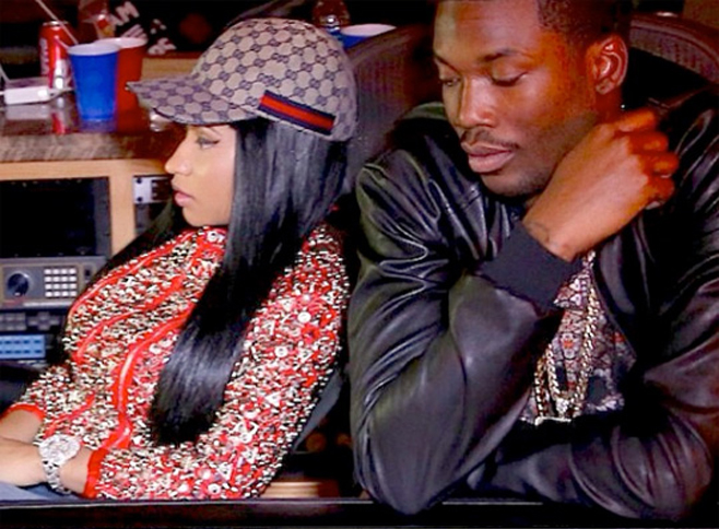 "Meek Mill en collaboration avec Nicki Minaj sur le titre ""Big Daddy"""