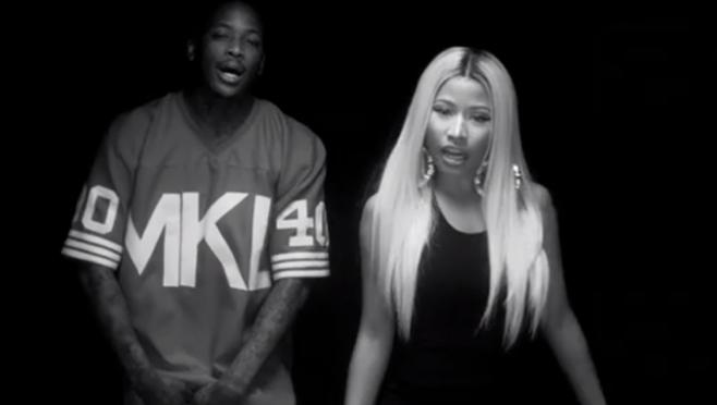 """Le clip du remix de """"My niggas"""""""