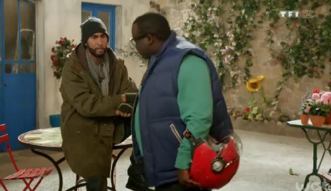 Vidéo : Découvrez La Fouine dans la série humoristique « Nos chers voisins »