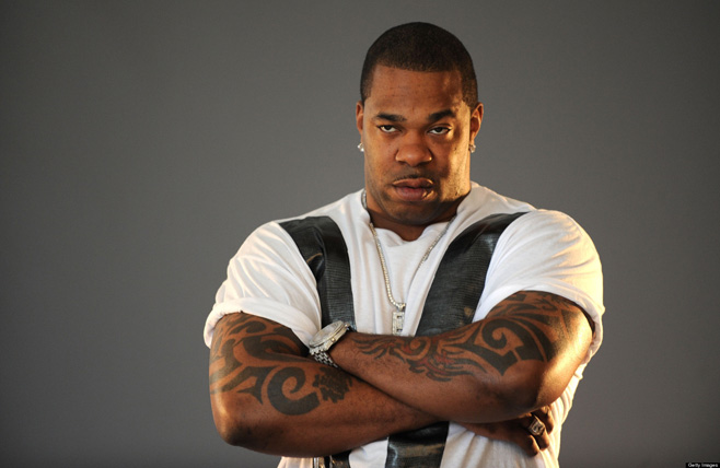 "Busta Rhymes remixe le titre d'Usher ""Good Kisser"""