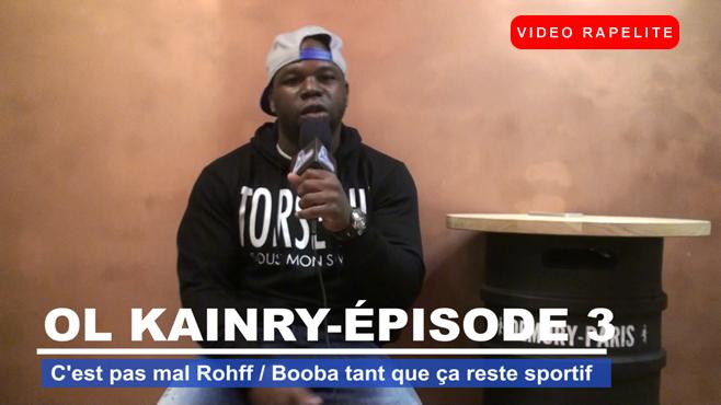 Ol Kainry : C'est pas mal Rohff/Booba tant que ça reste sportif