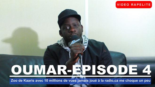 Oumar DEF JAM : Zoo de Kaaris avec 10 millions de vues jamais joué à la radio,ça me choque