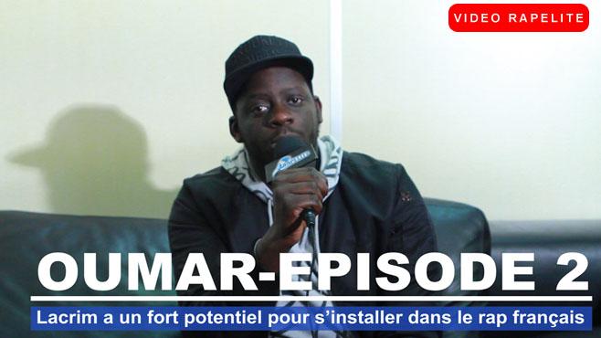 Oumar DEF JAM : Lacrim à un fort potentiel pour s'installer dans le rap français