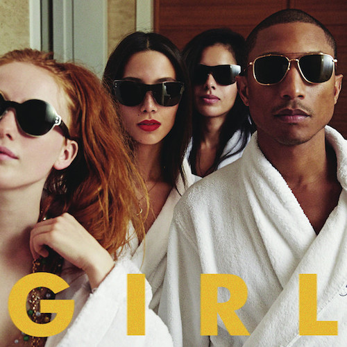 Cover de l'album de Pharrell Williams