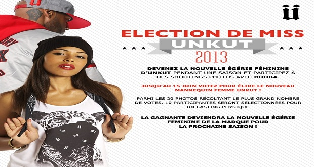 Miss nkut : Booba lance le casting !