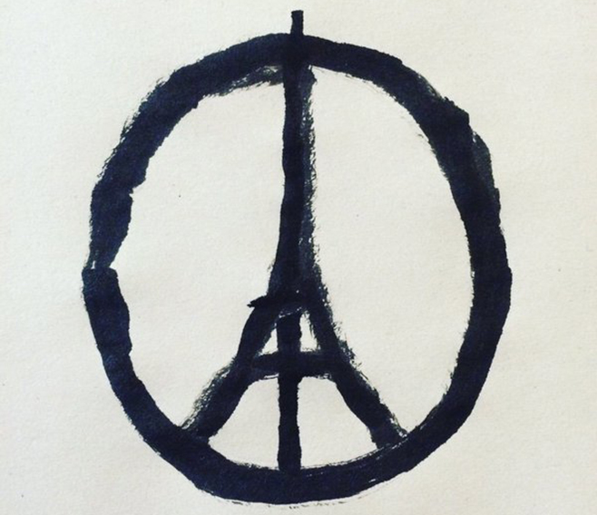 #Prayers4Paris