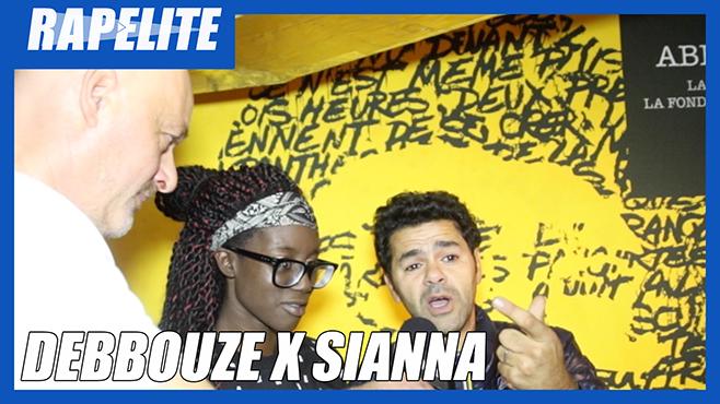 Jamel Debbouze Sianna