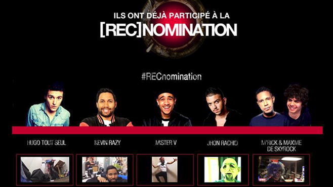#RECnomination