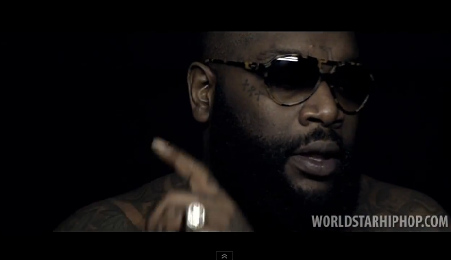 "Rick Ross présente le clip ""The Devil Is A Lie"" sans Jay Z"