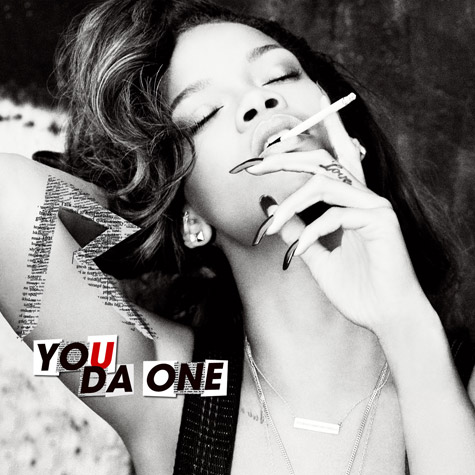 rihanna-you-da-one-single