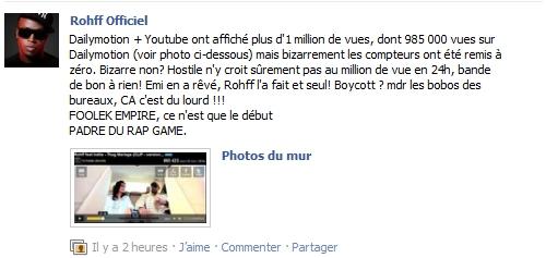rohff facebook