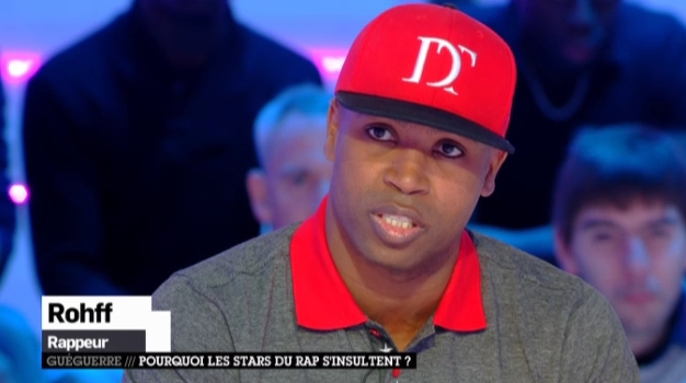 Rohff parle du clash avec Booba et de La Fouine