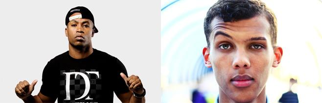 Rohff et Stromae rejoignent la liste d'artistes pour le concert URBAN PEACE 3