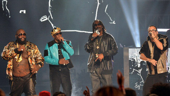 "French Montana remixe ""Ain't Worried About Nothin"" avec Diddy,Rick Ross et Snoop Dogg"