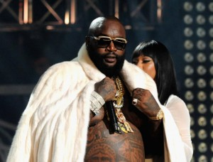 Des images de l'altercation entre de Rick Ross et Young Jeezy