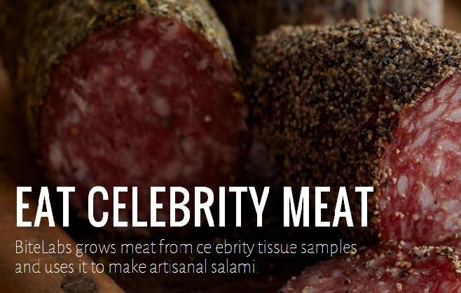 Insolite : Du salami à base de Kanye West
