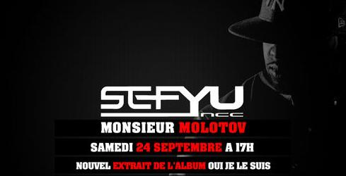 Sefyu dévoile le nom de son nouvel album