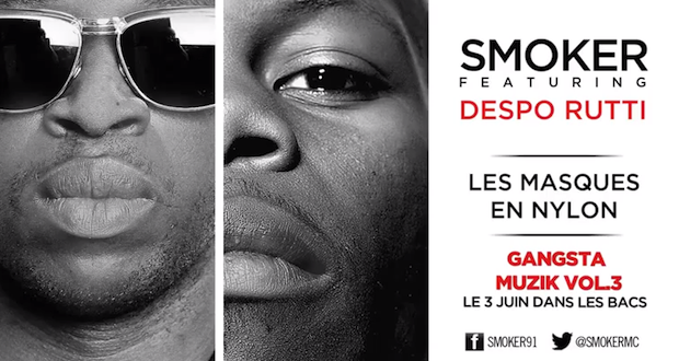 Smoker en featuring avec Despo Rutti