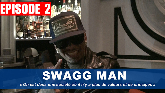 Swagg Man - Episode 2