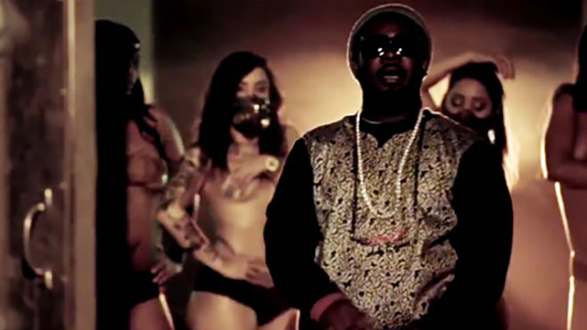 "T-Pain remixe son morceau ""Up Down"" avec B.o.B, Kid Ink, et Lil Boosie"
