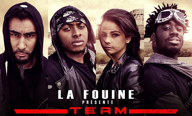 La Fouine Team Bs f/ Banlieue Sale