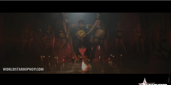 "The Game balance un clip hot ""Same Hoes"" Featuring Nipsey Hustle et Ty Dolla $ign"