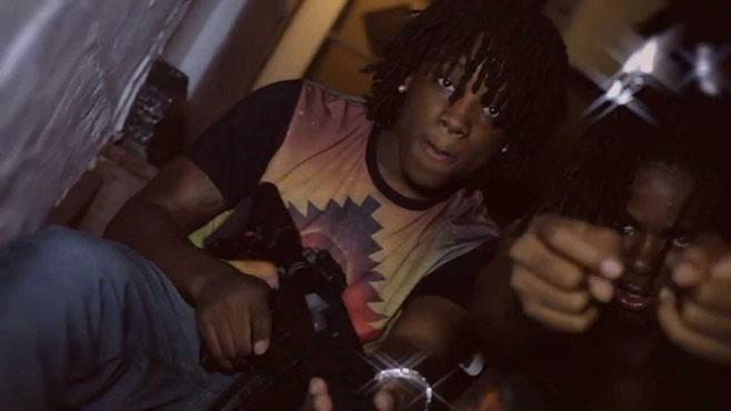 Morceau : TTbnez un rappeur de Chicago remixe le titre Zoo de Kaaris