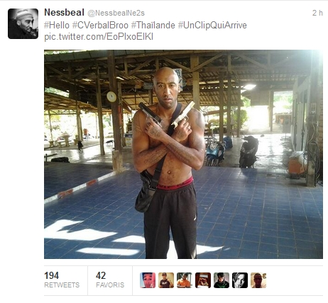 tweet nessbeal