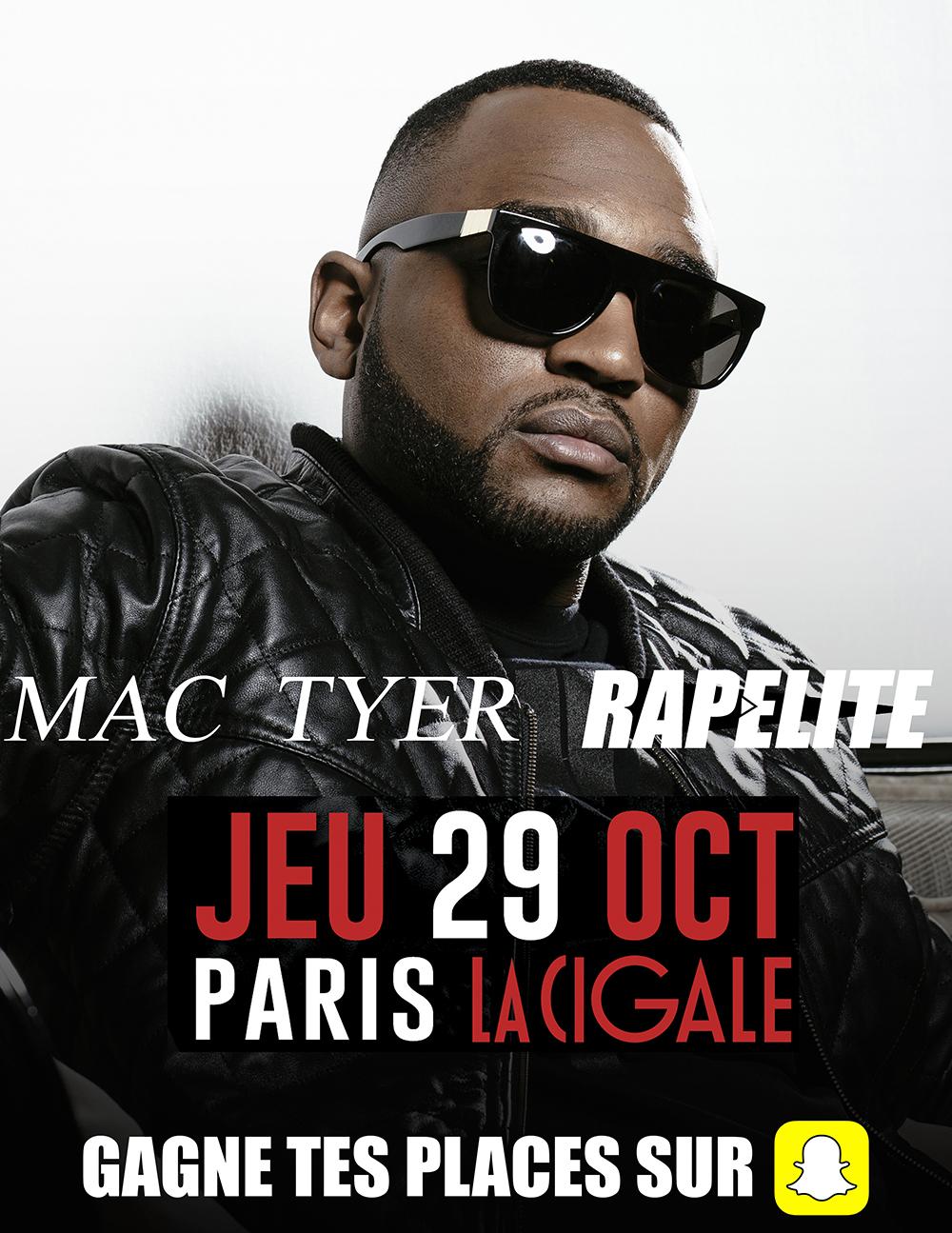 Mac Tyer - Concours