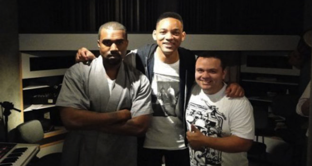 Will Smith, un featuring avec Kanye West ?